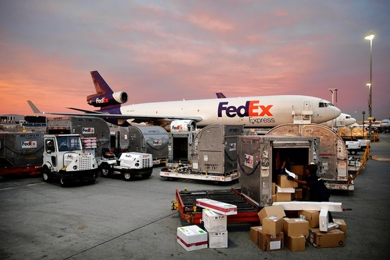 FedEx Pleads 'Not Guilty' To Drug Trafficking Charges