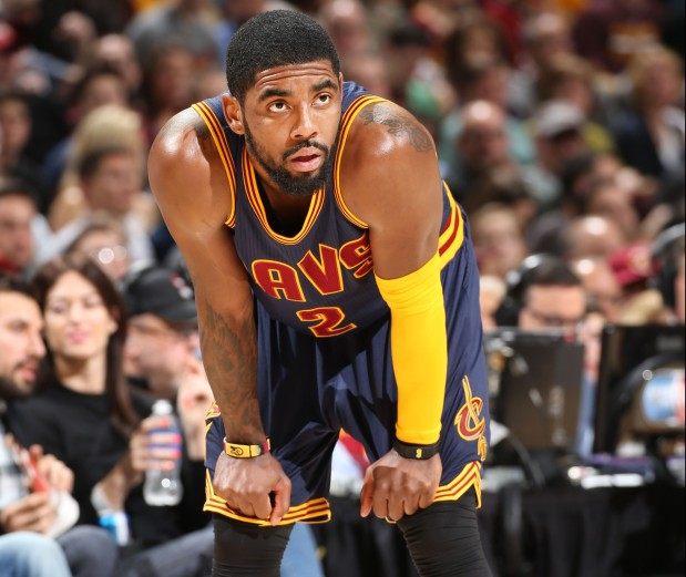 Kyrie Irving says trials of previous years with Cavs prepared him for this season